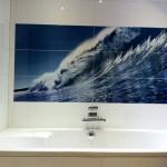 Duschbereich – Wandfliesen
